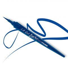 L.A. Girl Line Art Matte Eyeliner - Cobalt