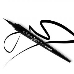 L.A. Girl Line Art Matte Eyeliner - Intense Black
