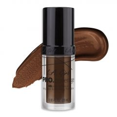 L.A. Girl PRO Coverage HD Foundation - Dark Chocolate