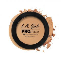 L.A. Girl HD Pro Face Pressed Powder - Medium Beige