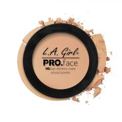L.A. Girl HD Pro Face Pressed Powder - Warm Honey