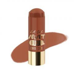 LA Girl Velvet Contour Bronzer Stick Suede