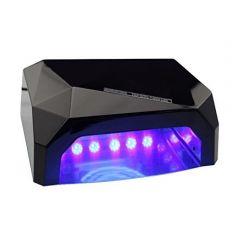 Nailphora CCFL LED Light 36W Sensor Black