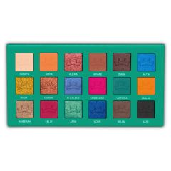 Queen Tarzi Royal Eyeshadow Palette