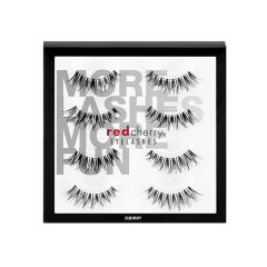 Red Cherry Lashes 4Pack Demi Wispy