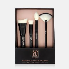 SOSU by SJ Brushes The Detail Collection
