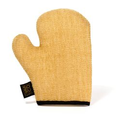 SOSU by SJ Dripping Gold Luxury Exfoliating Mitt