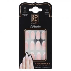 SOSU by SJ False Nails Frenchie