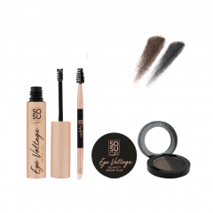 SOSU by SJ Ultimate Brow Kit Medium-Dark