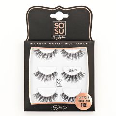SOSU by SJ Premium Lashes Katie Multipack