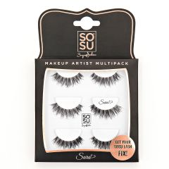 SOSU by SJ Premium Lashes Sara Multipack