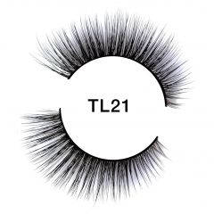 Tatti Lashes 3D Brazilian Silk TL21