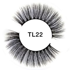 Tatti Lashes 3D Brazilian Silk TL22