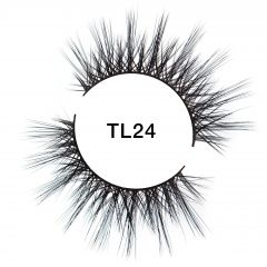 Tatti Lashes 3D Brazilian Silk TL24