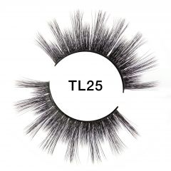 Tatti Lashes 3D Brazilian Silk TL25