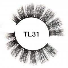 Tatti Lashes 3D Brazilian Silk TL31