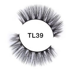 Tatti Lashes 3D Brazilian Silk TL39