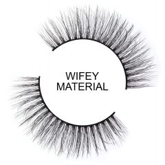 Tatti Lashes 3D Faux Mink Lashes Wifey Material