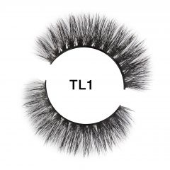 Tatti Lashes 3D Luxury Mink Lashes TL1
