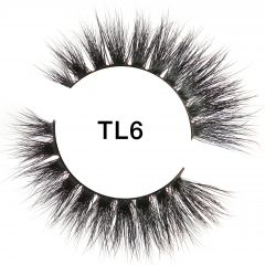 Tatti Lashes 3D Luxury Mink Lashes TL6