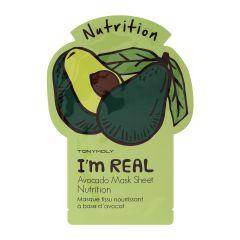 Tony Moly I'm Real Avocado Sheet Mask