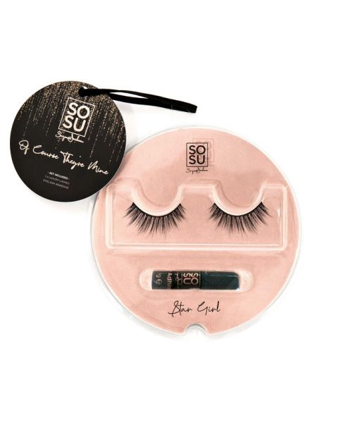 SOSU by SJ Xmas Lash Bauble Star Girl