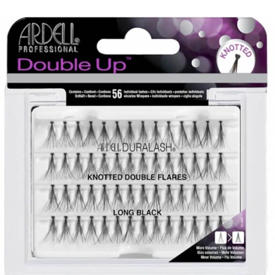 Ardell Double Individuals Knotted Flares - Long