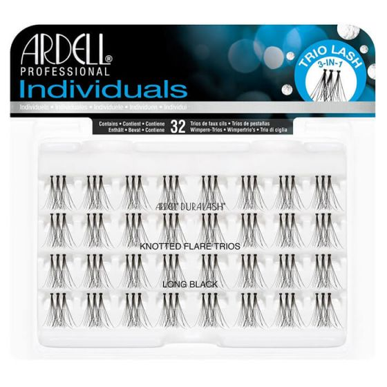 Ardell Lash Trios Individuals - Long