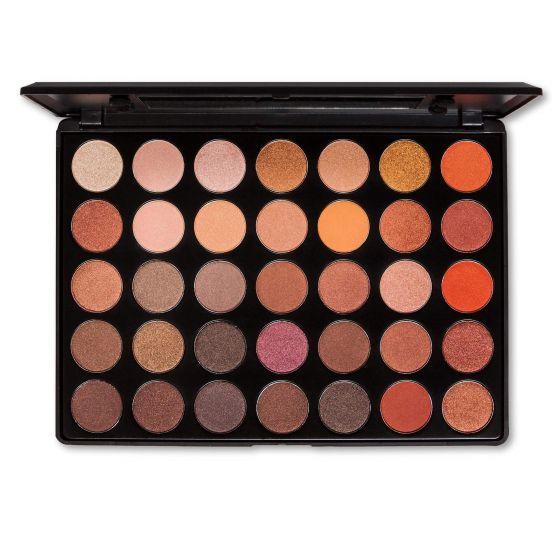 Kara Beauty Shimmer Natural Eyeshadow Palette - ES04S