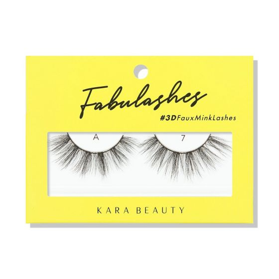 Kara Beauty 3D Faux Mink Lashes A7