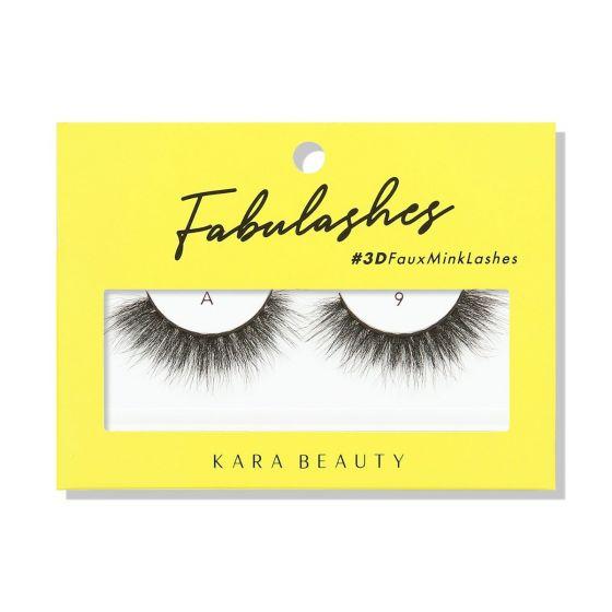 Kara Beauty 3D Faux Mink Lashes A9